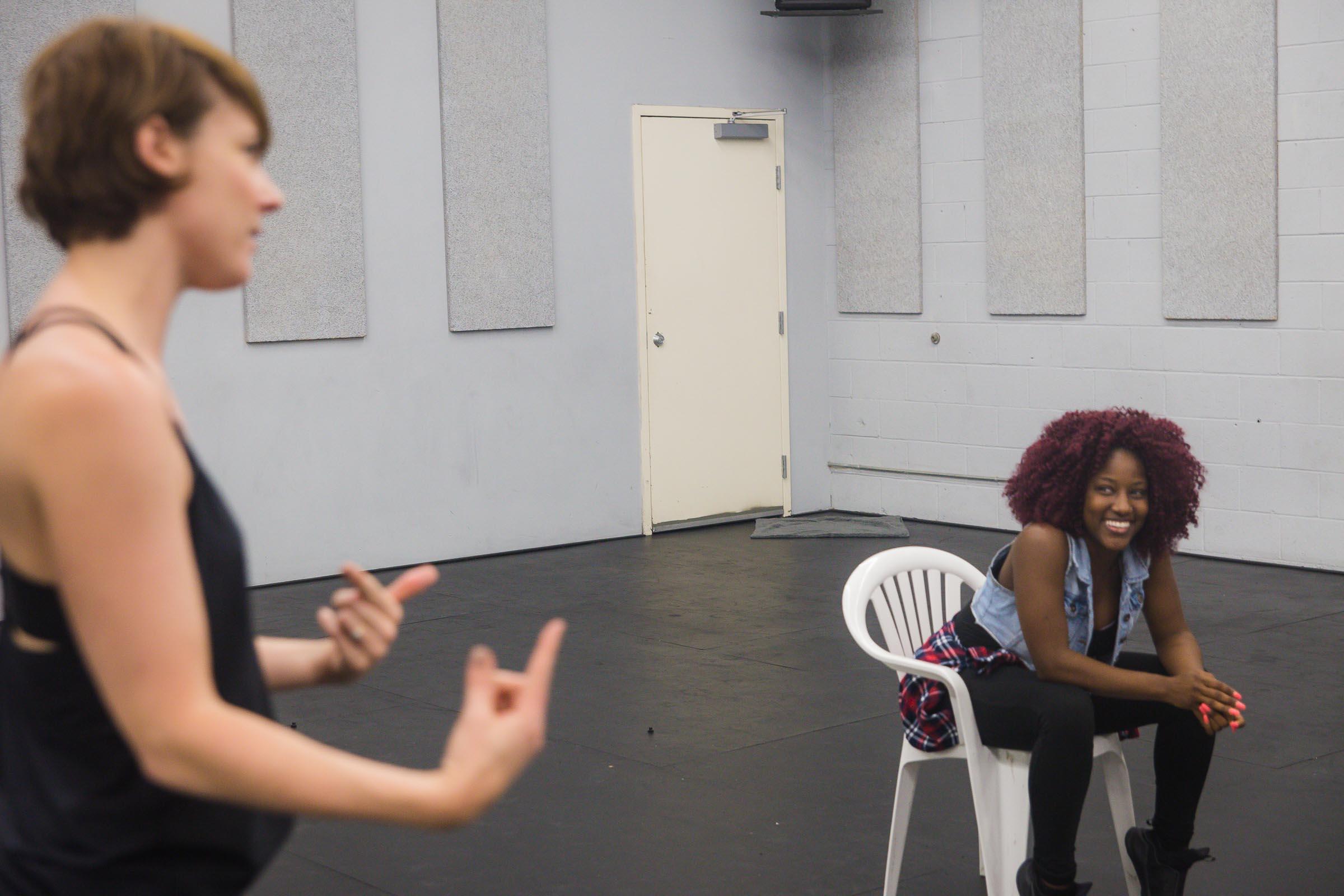 Chryssie monologue Megan 2017