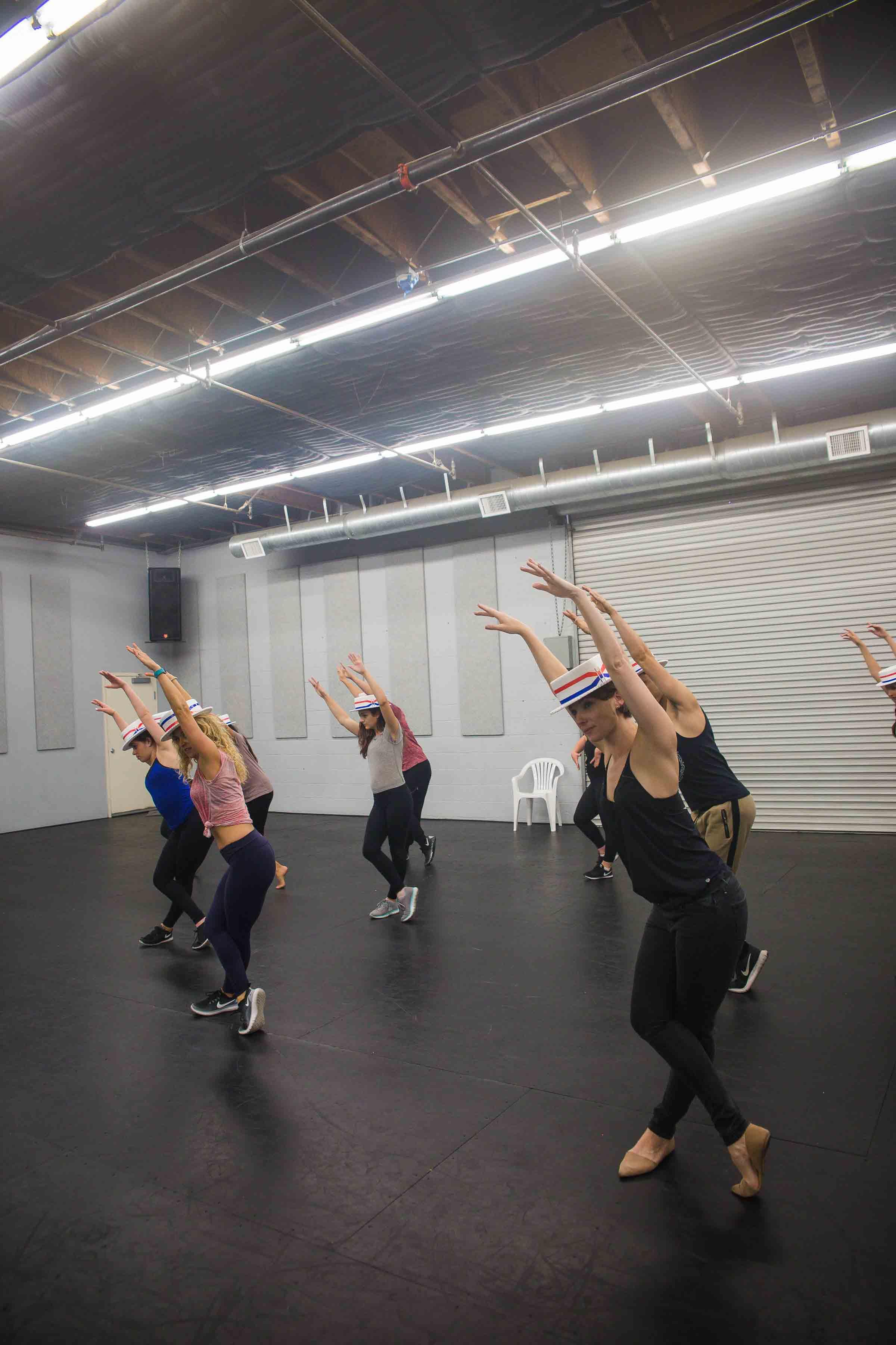 Dancin Man 2017