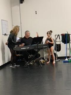Bac in studio intensives